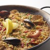 モダンカタランスパニッシュ ビキニ - 料理写真:人気のパエリア