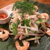 Cho Lon - 料理写真:スタッフオススメのサラダ≪ゴイセン≫。蓮の茎を使ったサラダです!飲み放題付きのオトクな〝Happyコース〟のメニューにもご用意しています。ぜひご賞味を♪