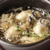 スペインバル グラシア - 料理写真:牡蠣のアヒージョ 740円 プリプリの牡蠣がジューシー 残ったオイルにパンを浸すと美味