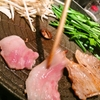ホルモンA - 料理写真:韓国焼肉は豚肉です。お肉も2人前でボリュームタップリです♪