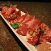 焼肉 牛太 - 料理写真:赤肉のちょい盛りは2名様にぴったり色々をちょっとずつの食べ比べも楽しい。