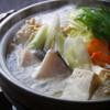 民家おにわ - 料理写真:魚鍋