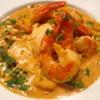 8cho - 料理写真:Chupe de Camarones ~ エビのピリ辛ミルク煮込みスープ ~