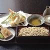 蕎麦 木曽路 - 料理写真:お蕎麦と一緒に天ぷらも・・・揚げたてでご用意致しております。