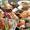串焼炭炉 はん蔵 - 料理写真:鮮魚の刺身や、牛さがり、串焼きなどこだわりの新鮮素材を使った絶品料理が揃っております。