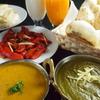 インドラ マハール - 料理写真:ランチもディナーも、お得なセットをご用意しております!