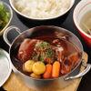 伊達の牛たん本舗 - 料理写真:牛たんシチュー定食