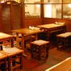 お粥家 粥 粥 - 内観写真:落ち着いた空間の店内です。