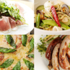 ブロッソ - 料理写真:メニューは盛りだくさん!