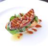 トラットリア ジラソーレ - 料理写真:フォアグラのブルスケッタ