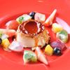 トラットリア ジラソーレ - 料理写真:シナモン風味のパンナコッタ