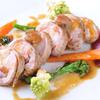 トラットリア ジラソーレ - 料理写真:イタリアン産ウサギの背肉のロースト
