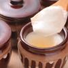 炉暖 - 料理写真:なめらかでやさしい味わいの『手づくり壺プリン』