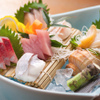 根っこや - 料理写真:山陰の地魚4種盛り