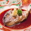 根っこや - 料理写真:鯛のかぶと煮