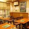 青海星 - 内観写真:テーブル席です♪