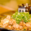 レトロ焼肉たろう食堂 - 料理写真:【元祖ホルモン焼き】昔懐かしく愛されてる人品☆