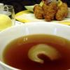 ホテルオークラ レストラン ニホンバシ - 料理写真:牡蠣フライのランチセット