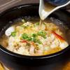 魚たつ - 料理写真:◆石焼き海鮮あんかけ◆
