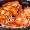 モヒカンらーめん - 料理写真:とんこつ鉄鍋ギョーザ