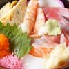 いそ勘 - 料理写真:ランチ限定海鮮丼セット!!セットはうどんか味噌汁か選べるのも◎