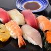 いそ勘 - 料理写真:豪華なにぎり(9貫)がランチでお得に食べられる