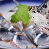 いそ勘 - 料理写真:秋が旬・新さんまの刺身