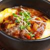 山cafe - 料理写真:ふわっと、とろ~り『石釜オムライス』(チーズ入り)