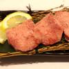 わしの肉 - 料理写真:上厚切り塩タン 1480円