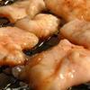君乃家食堂 - 料理写真:ホルモンは鉄砲と呼ばれる豚一頭から一人前しか取れない貴重なモツを使用
