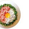 おふろcafe utatane - 料理写真:しらすねぎとろ丼