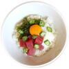 おふろcafe utatane - 料理写真:まぐろネバとろ丼