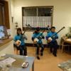 食彩工房 そばの華 - 内観写真:津軽三味線演奏会、堀沢ファミリーの皆さん