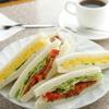 フラミンゴ - 料理写真:具の組み合わせが選べる『サンドウィッチセット』