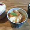 バイゲツカフェ - 料理写真:バイゲツの由来である「そば処梅月」をイメージさせる、お蕎麦のお猪口を使ったパフェ。4つのバリエーションと程よい量、お手頃なお値段で発売から人気の商品です。