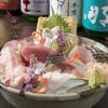 ウォーリー・クック - 料理写真:目にも鮮やか『本日の鮮魚のお造り』