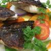 アデニア - 料理写真: 黒ムツをフライパンでポワレいたしました。  冬の根菜は体を元気にしてくれます。