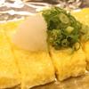 きゅうろく 鉄板焼屋 - 料理写真:鉄板で巻く「出汁巻き玉子」は優しいお味で女性やお子様にも人気です。