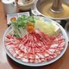 山賊鍋 - 料理写真:しゃぶしゃぶなど、メニューも豊富にございます!