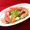 TAGEN DINING CAFE - 料理写真:オマール海老のポワレとグリル野菜