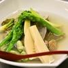 大ばけ小ばけ - 料理写真:浅利と春野菜の天ぷら浅利の風味と春野菜の香りを楽しんで下さい