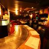 パンドラ - 内観写真:鉄板焼きカウンター席 目の前でシェフのパフォーマンスをお楽しみ頂けます。