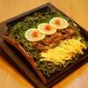 山乃薫 - 料理写真:山口県下関市の郷土料理、瓦そば。美味です。
