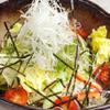 もり家 - 料理写真:もり家サラダ(ゴマしょうゆ味)