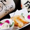 三喰撰酒 三重人 - 料理写真:まろやかでコクのある味わい『カツオのアンチョビチーズ』