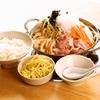 相撲料理 志可゛ - 料理写真:お手軽にちゃんこ鍋をお楽しみ下さい!ランチも好評営業中☆ライスはおかわり自由です!四ツ橋筋沿い堂島グランドビB1にあります!