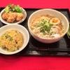 華や - 料理写真:定番の組み合わせ「麺セット」