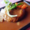 ベルマリン - 料理写真:霜降り和牛のハンバーグ!!