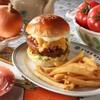 ファイヤーハウス - 料理写真:チリチーズバーガー