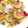 る・それいゆ - 料理写真:料理人が目利きした、沖縄の新鮮野菜をふんだんに。スーチカーの塩味をアボカドがマイルドに引き立てます。